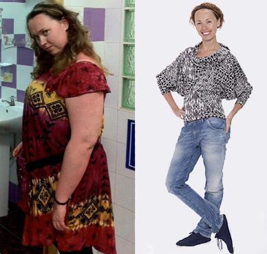 Lose 100 pounds Fat like Katie Drew