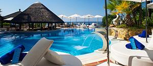 Weight Loss for Brides El Oceano Beach Hotel