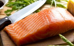 Salmon with Omega-3