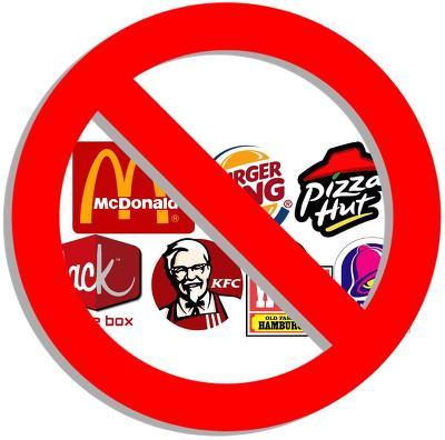 Bad fast food