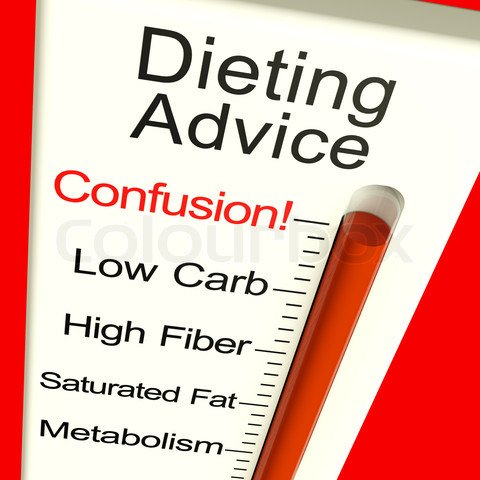 Dieting Confusion